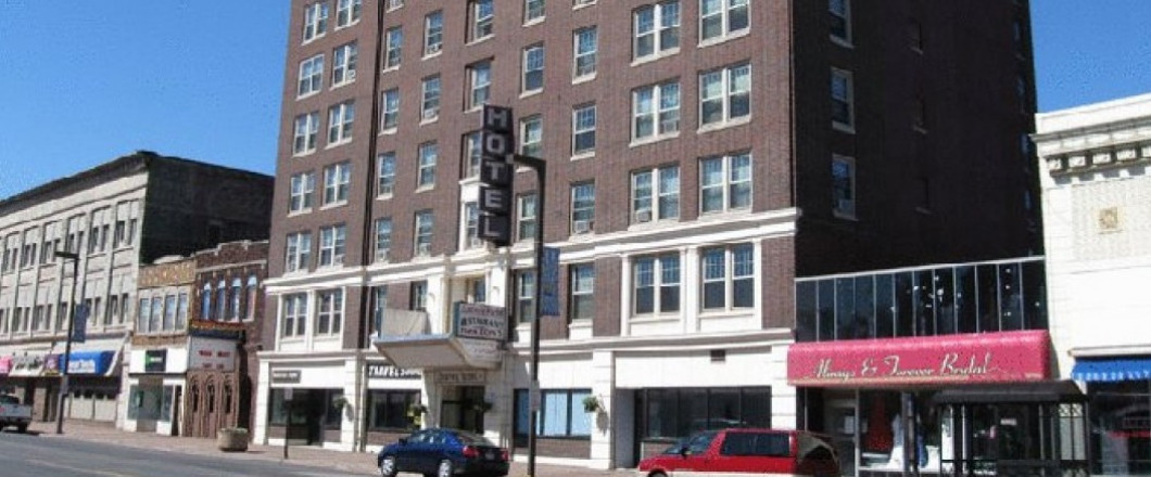 Visit a Historic Hotel in Downtown Superior